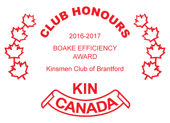 boake efficiency award